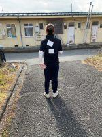 作業報告 (平屋団地)